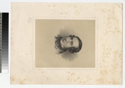 Portrait of C. Vyse