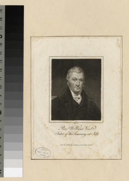 Portrait of W. Vint