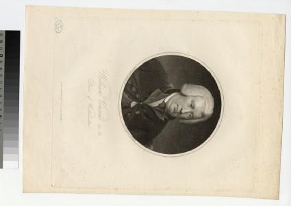 Portrait of Revd Dr W. Vincent