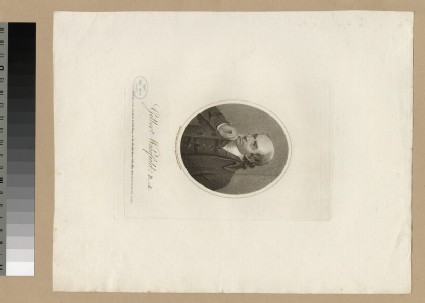 Portrait of G. Wakefield