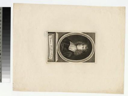 Portrait of T. Wadsworth