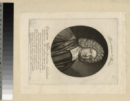 Portrait of G. Walker