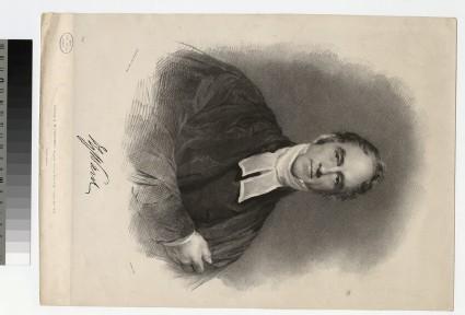 Portrait of W. G. Ward