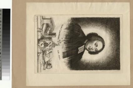 Portrait of Revd J. Watson