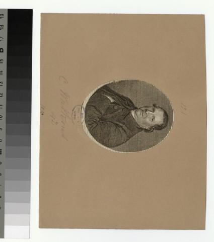 Portrait of C. Watkins