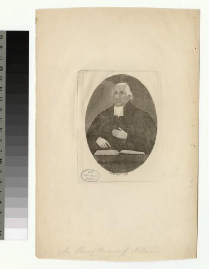 Portrait of Sir H. M. Wellwood