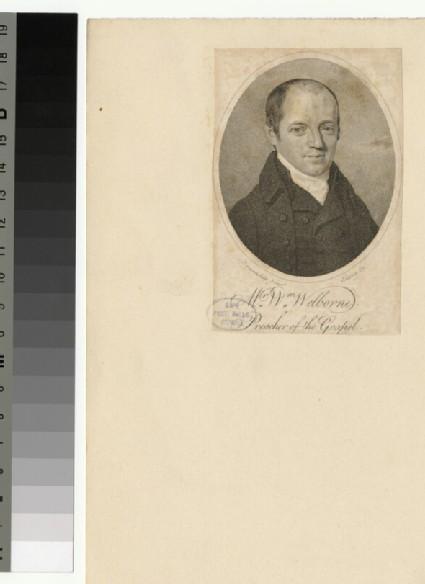 Portrait of W. Welborne