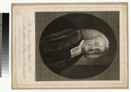 Portrait of S. Whisson