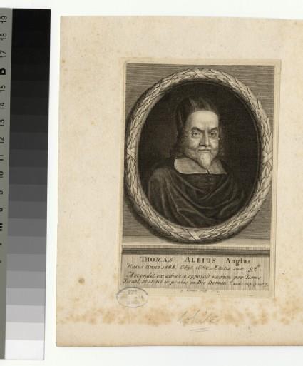Portrait of T. Albius