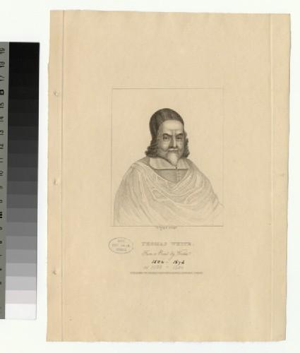 Portrait of T. White