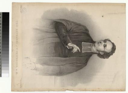 Portrait of J. W. Whiteside