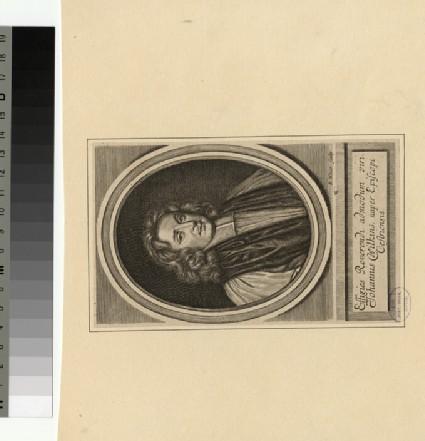 Portrait of J. Wilkins