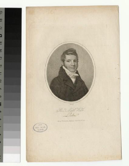 Portrait of M. Wilks