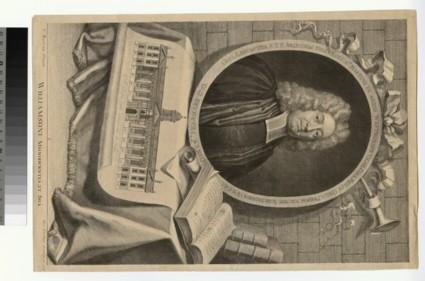 Portrait of William Lancaster