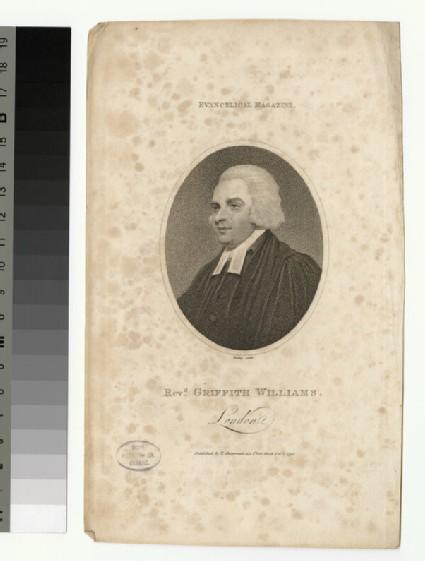 Portrait of G. Williams