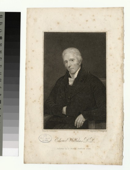 Portrait of E. Williams