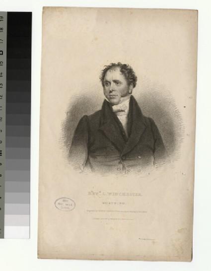 Portrait of L. Winchester