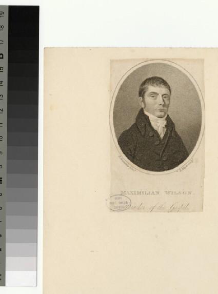 Portrait of M. Wilson