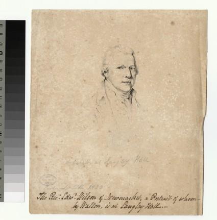Portrait of E. Wilson