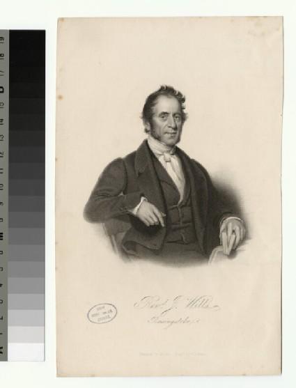 Portrait of J. Wills