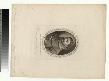 Portrait of M. Woodcocke
