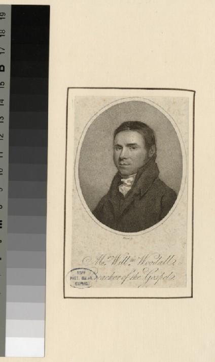 Portrait of W. Woodall