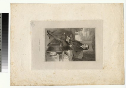 Portrait of T. Wood