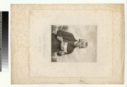 Portrait of F. Wollaston
