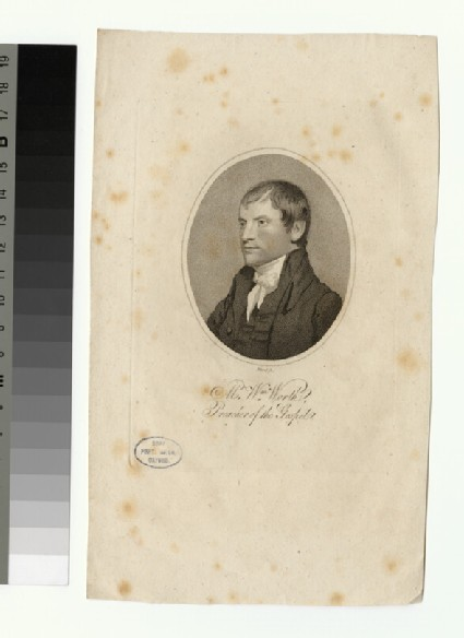 Portrait of W. Worth