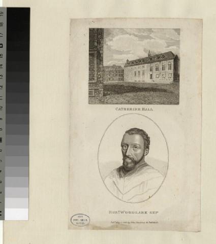 Portrait of R. Woodlark