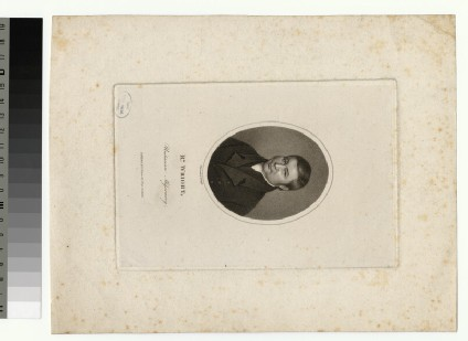Portrait of R. Wright