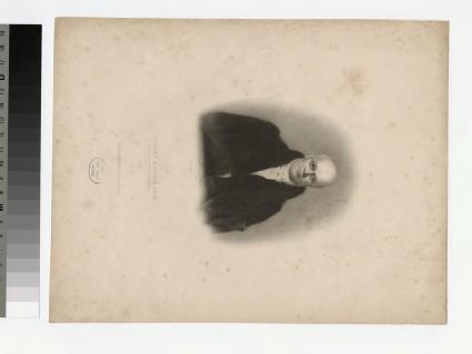 Portrait of R. Ainslie