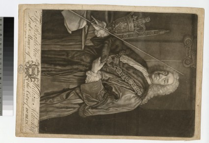 Portrait of W. Aldrich