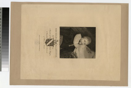 Portrait of Sir G. Allington