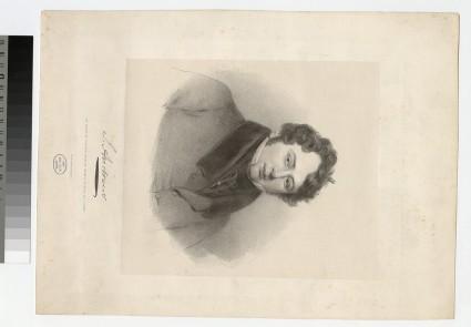 Portrait of J. Andrews