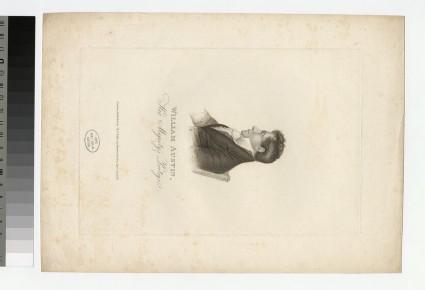 Portrait of W. Austin