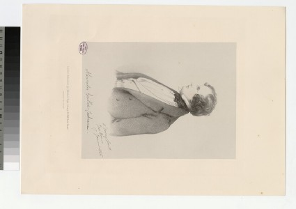 Portrait of A. B- Cochrane