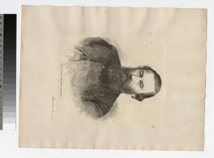 Portrait of S. W. Baker