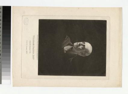 Portrait of W. Baker