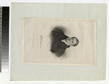 Portrait of T. Bakewell