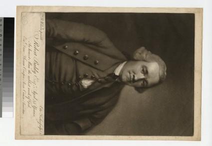 Portrait of R. Baldy
