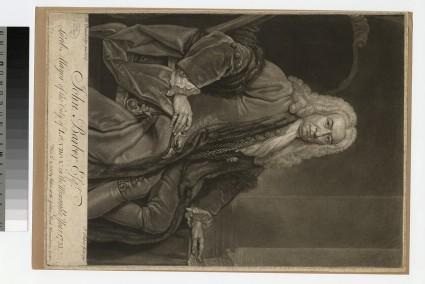 Portrait of J. Barber