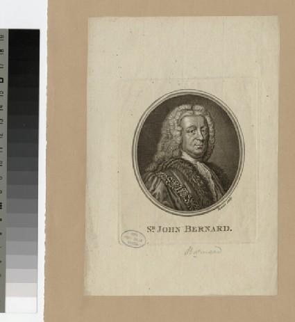 Portrait of John Barnard