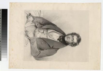 Portrait of R. B. Barnes