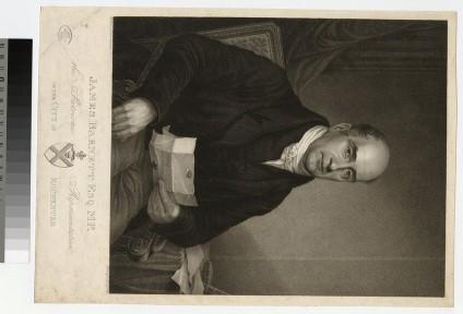Portrait of J. Barnett