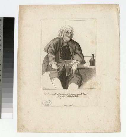 Portrait of Barnevelt