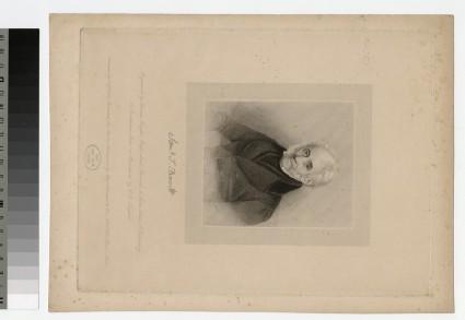 Portrait of S. T. Barrett