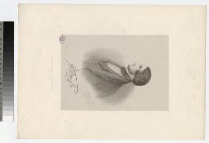 Portrait of G. W. Barrington