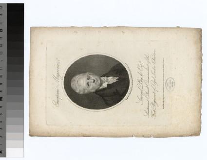 Portrait of S. Birch
