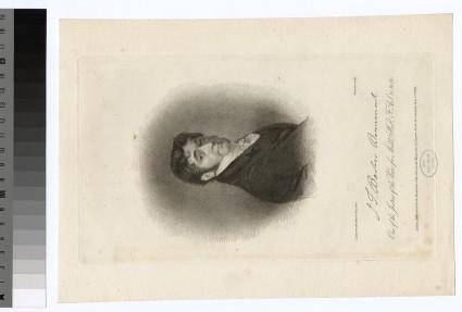 Portrait of T. B. Beaumont